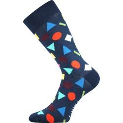 Unisex ponožky - Crazy tvary - Lonka