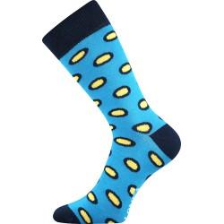 Unisex ponožky - Crazy očká