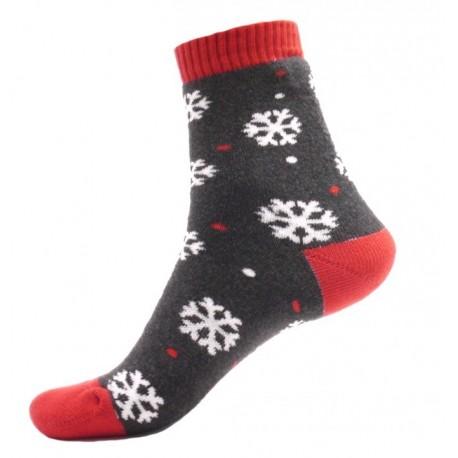 Dámske termo ponožky - Vločky - NAAU SK 70164ff22c