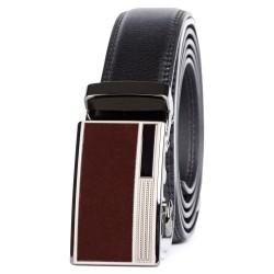 Pánsky kožený opasok, 35mm