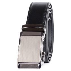 Pánsky kožený opasok, 40mm