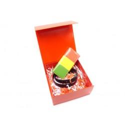 Darčekové balenie dámske - peňaženka a opasok LCM