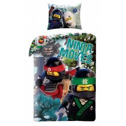 Bavlené obliečky - Lego Ninjagi Movie