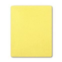 Froté prestieradlo do postieľky - žlté - 60 x 120 cm - New Baby