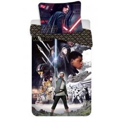 Bavlnené obliečky na jednolôžko - Star Wars 8