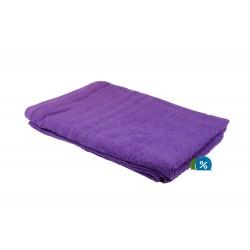 Froté ručník 70x140 cm - fialová