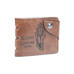 Pánska retro peňaženka 916 - Bailini