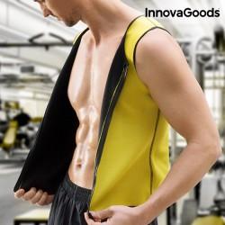 Pánska športová vesta so sauna efektom InnovaGoods
