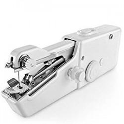 Batériový ručný šijací stroj