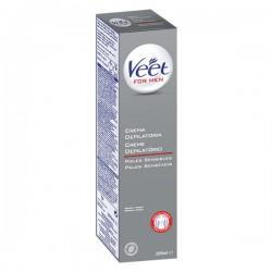 Pánsky depilačný krém na citlivú pokožku - 200 ml - Veet