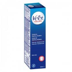 Pánsky depilačný krém na normálnu pokožku - 200 ml - Veet