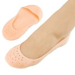 Silikónové, elastické a hydratačné ponožky, 1 pár