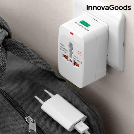 Univerzálny cestovný adaptér InnovaGoods