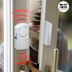 Bezdrôtový dverový a okenný alarm