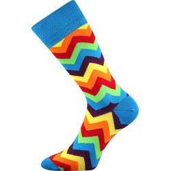 Pánske ponožky - Kľukatiace