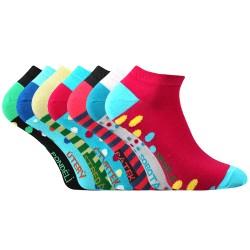 Unisex členkové ponožky na celý týždeň - 7 párov - Voxx