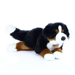 Plyšový pes salašnícky ležiaci - 44 cm - Rappa
