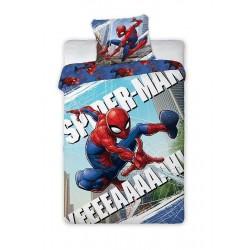 Bavlnené obliečky - Spiderman