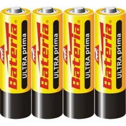 Batérie ULTRA prima R6, 1,5V - 4x AA batérie - Bateria Slaný