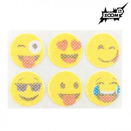 Náplaste proti komárom - Happy Faces