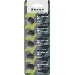 Lítiové batérie Defender CR2032-5B - 5ks