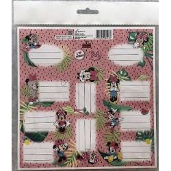 Samolepiace menovky - Papierove - 20 x 20 cm - Beniamin
