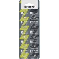 Batérie Defender LR621-10B AG1 - 10 ks