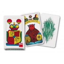 Jednohlavé mariášové karty
