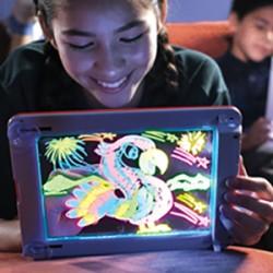 Kresliaca tabuľka pre deti