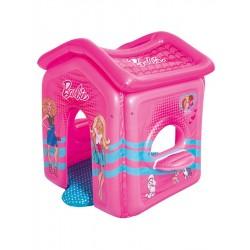 Nafukovací domček pre deti Barbie - Bestway