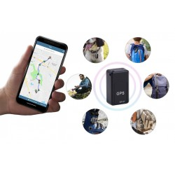 GPS magnetický lokátor s odpočúvaním GF-07