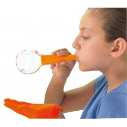 Bublifuk na dotykové bubliny