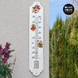 Nástenný teplomer - Garden Oh My Home