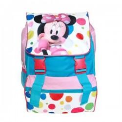 Školský batoh Minnie - bodky - Euroswan