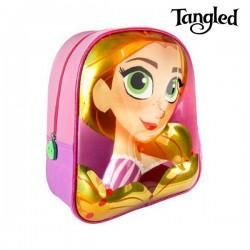 Školský batoh - 3D Na vlásku 7983 - Tangled