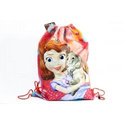 Taška na telocvik a prezuvky - Princezná Sofia Prvá
