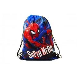 Taška na telocvik a prezuvky - Spiderman