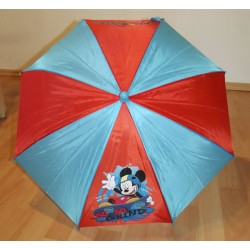 Dáždnik - Mickey na skatu