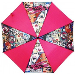 Vystreľovací dáždnik - Monster High - Ghoule Rule