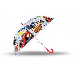 Vystreľovací priehľadný dáždnik - Blaze