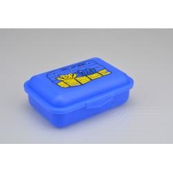 Desiatový box  TVAR - 14,5 x 9,5 x 5,5 cm
