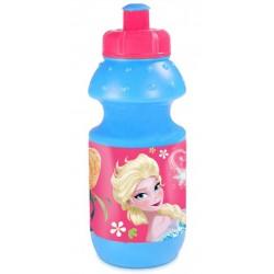 Fľaša na pitie - Ľadové kráľovstvo - 350 ml