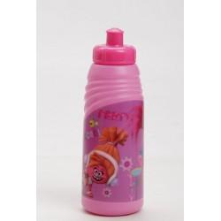 Fľaša na pitie - Trollovia Poppy - 470 ml