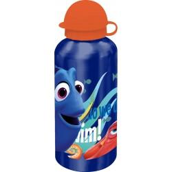 Alumíniová fľaša na pitie - Hľadá sa Dory - 500 ml