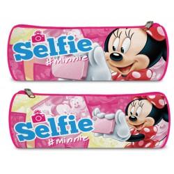 Guľatý peračník - Minnie Selfie