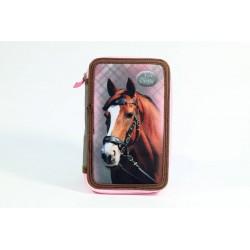 Dvojposchodový peračník s vybavením - Nice and Pretty - kôň
