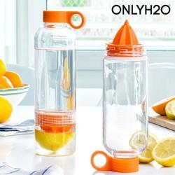 Fľaša na citrusy s odšťavovačom - Sensations Juicer - 550 ml
