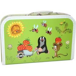 Kufrík na výtvarnú výchovu - Krtko a Jahody - veľký