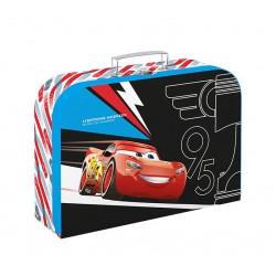 Kufrík na výtvarnú výchovu - CARS - Autá - veľký