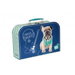 Kufrík na výtvarnú výchovu - Psík - stredný